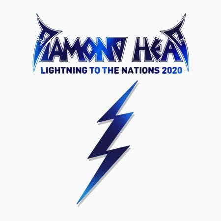 Diamond Head - Lightning to the Nations 2020 (2020)