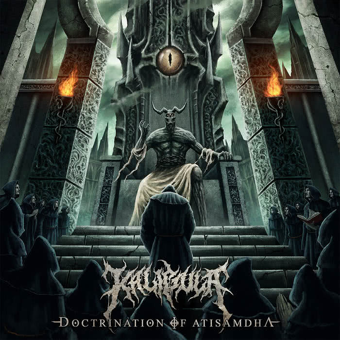 Kaligula - Doctrination of Atisamdha (2020)