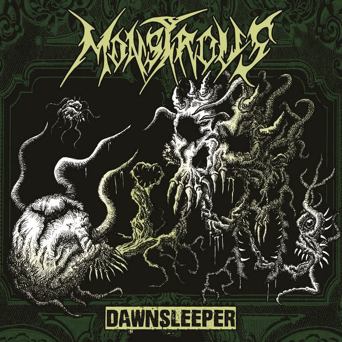 Monstrous - Dawnsleeper (2020)