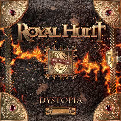 Royal Hunt - Dystopia (2020)
