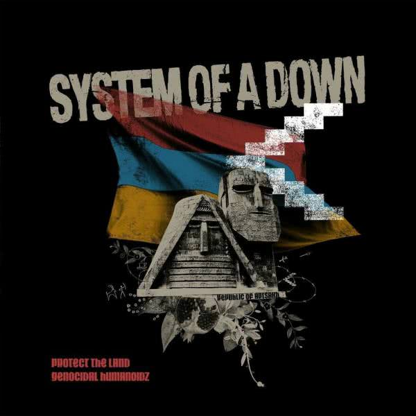 System of a Down - Protect The Land / Genocidal Humanoidz (Single) (2020)