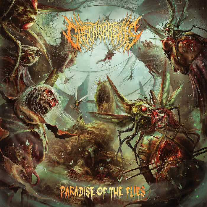 Gastrorrexis - Paradise of the Flies (2020) скачать
