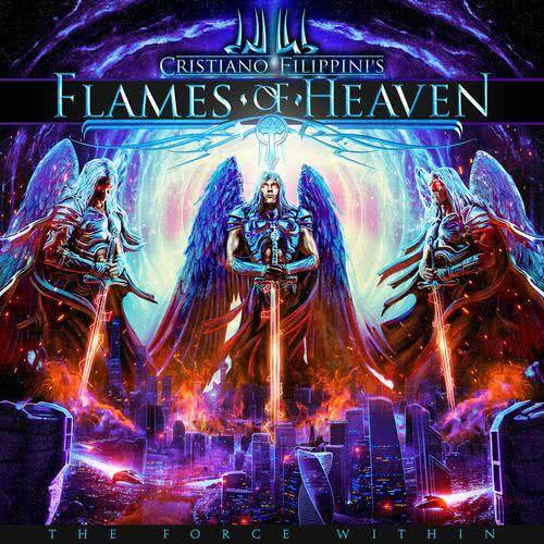 Cristiano Filippini's Flames Of Heaven - The Force Within (2020)