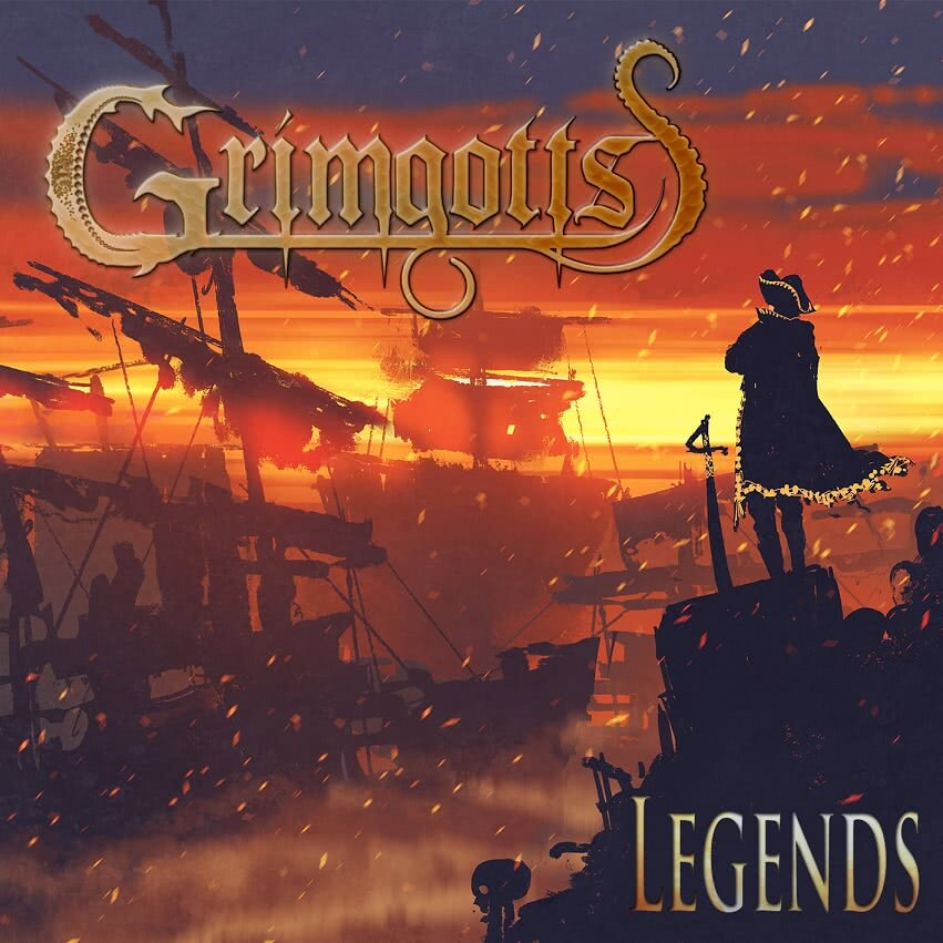 Grimgotts - Legends (2020)