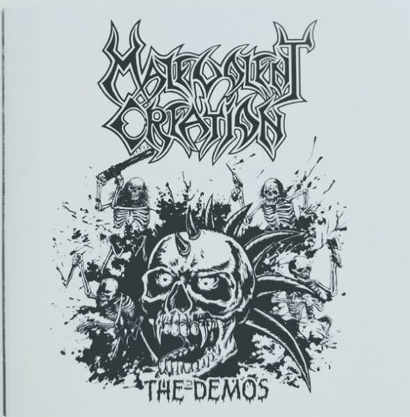 Malevolent Creation - The Demos (2020) скачать