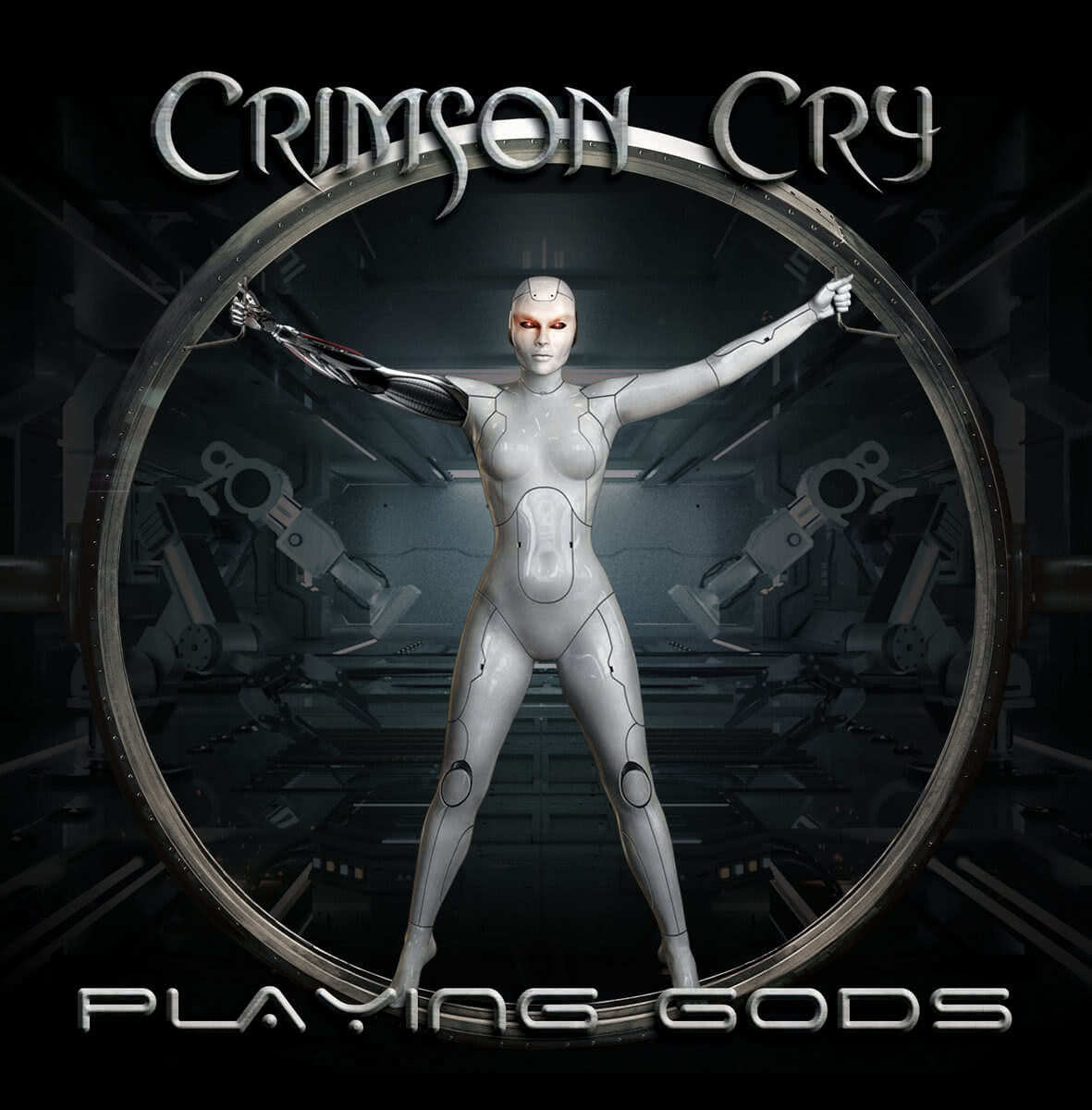 Crimson Cry - Playing Gods (2020)