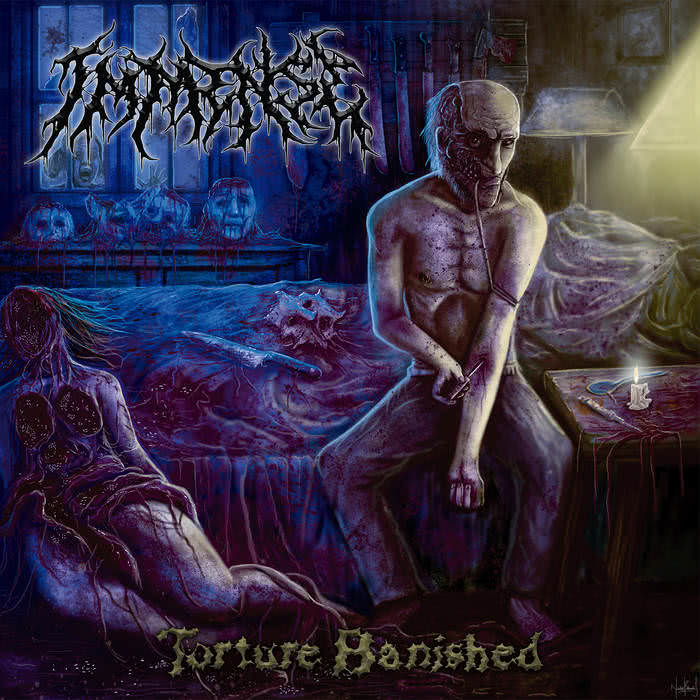Immense - Torture Banished (2021)