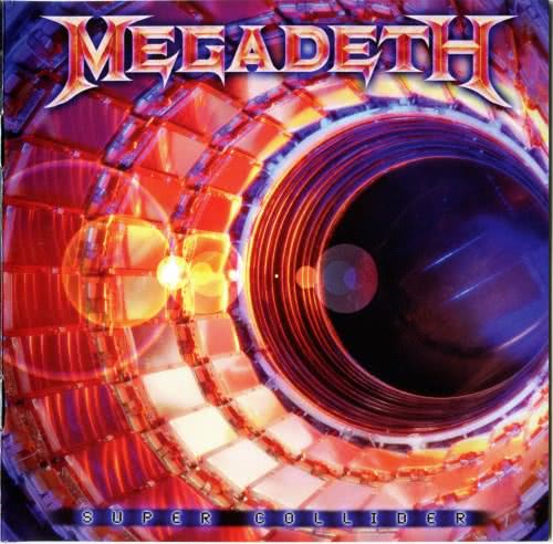 Megadeth - Super Collider (2013)