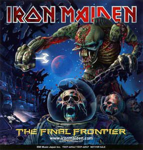 Iron Maiden - The Final Frontier (2010) скачать