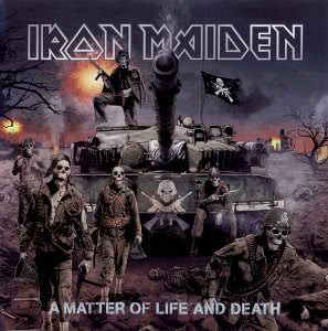 Iron Maiden - A Matter Of Life And Death (2006) скачать