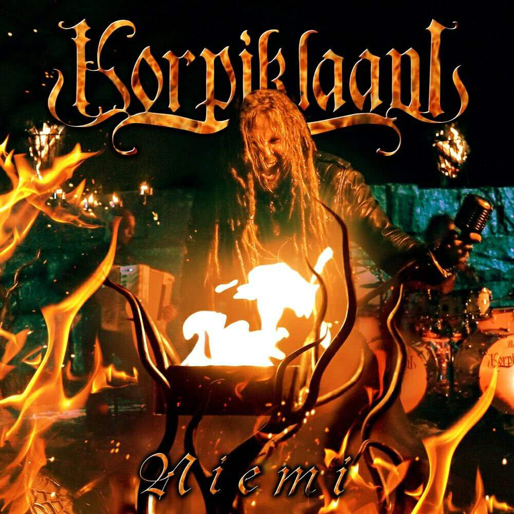 Korpiklaani - Niemi (Single) (2021)