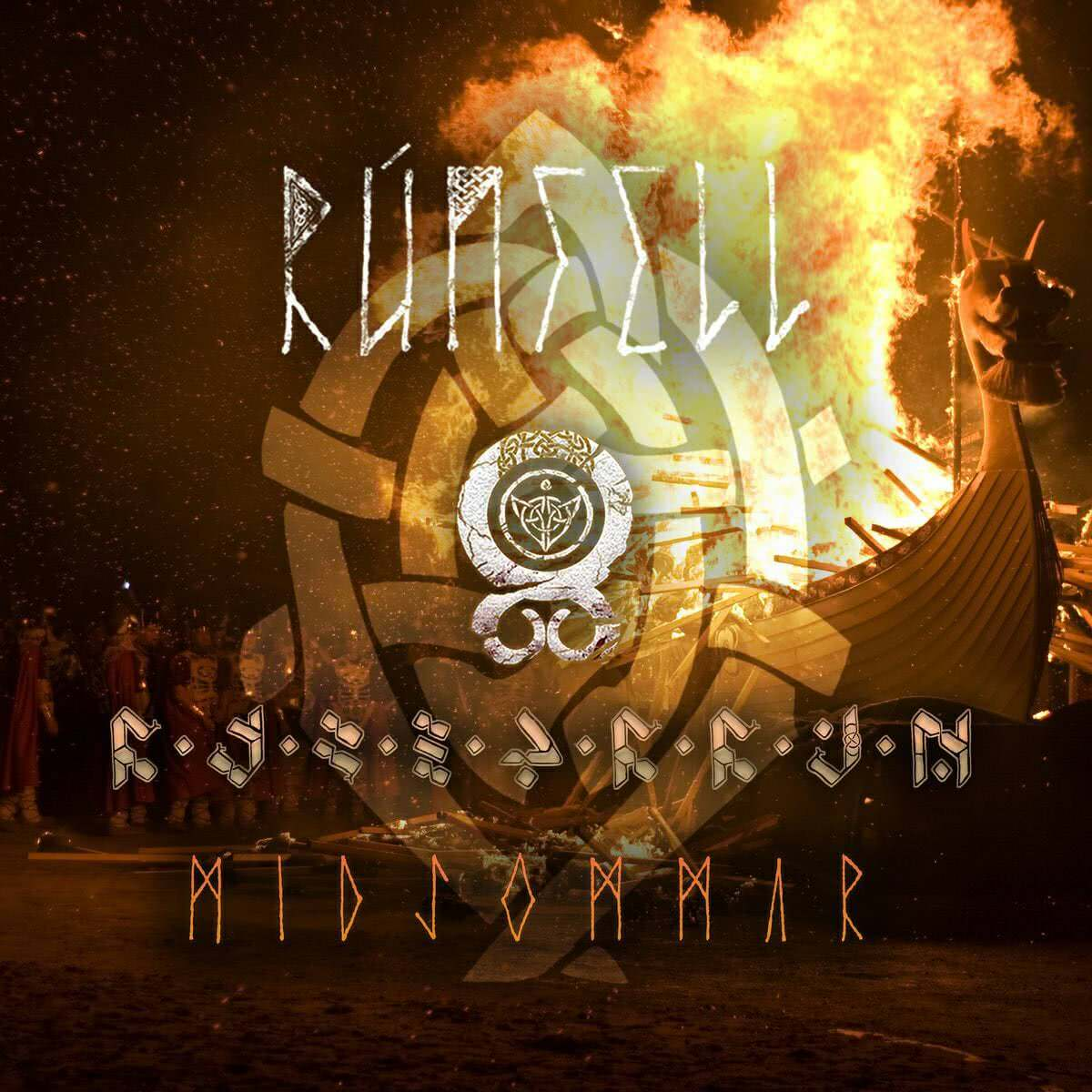 Rúnfell - Midsommar (Single) (2021)