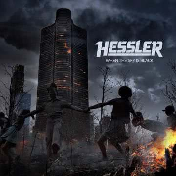 Hëssler - When the Sky is Black (2021)