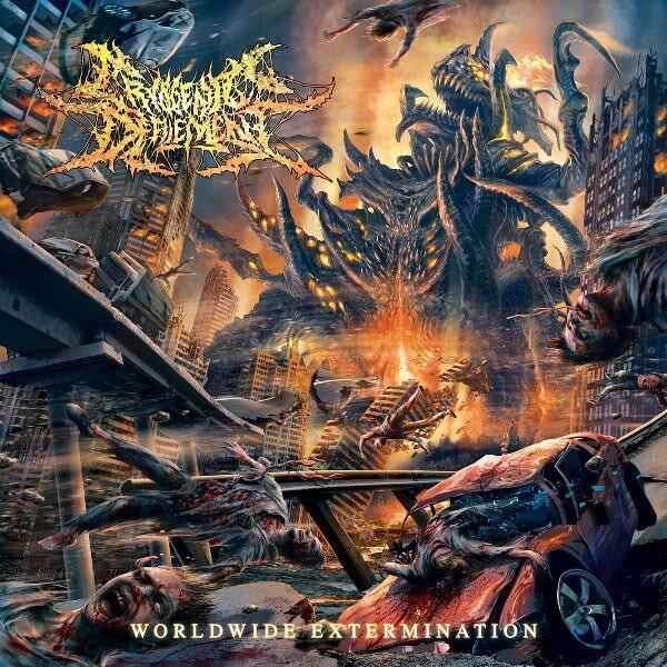Cryogenic Defilement - Worldwide Extermination (2018)