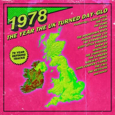 1978: The Year The UK Turned Day-Glo (2020)