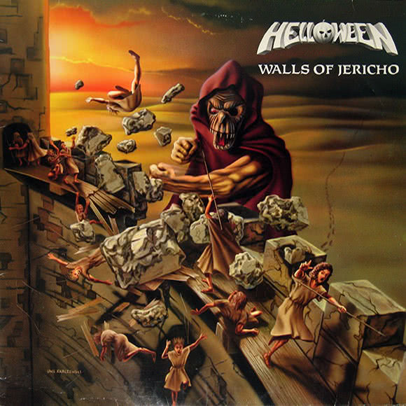 Helloween - Walls Of Jericho (1985)