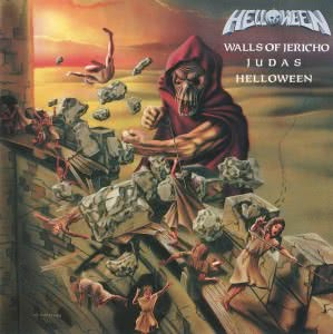 Helloween - Helloween - Walls Of Jericho - Judas (1989)