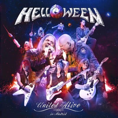 Helloween - United Live In Madrid (2019)