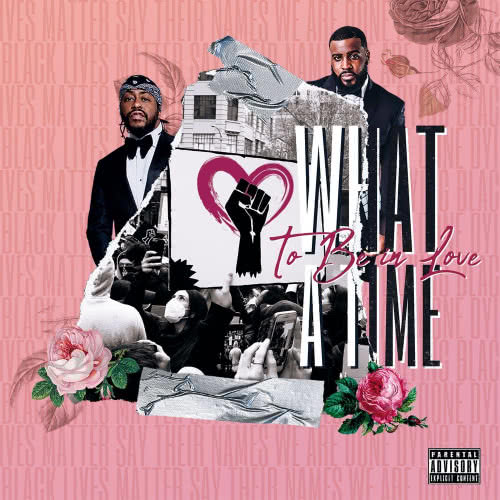 Raheem Devaughn - What A Time To Be In Love (2020)