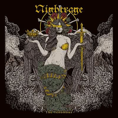 Nightrage - The Venomous (2017) скачать