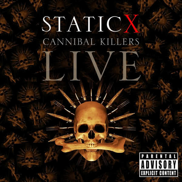Static-X - Cannibal Killers Live (2008) скачать