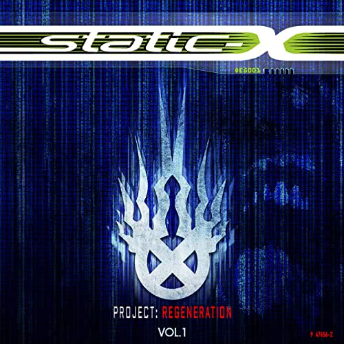 Static-X - Project Regeneration, Vol. 1 (2020) скачать