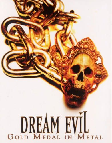 Dream Evil - Gold Medal In Metal (Alive & Archive) (2008) скачать