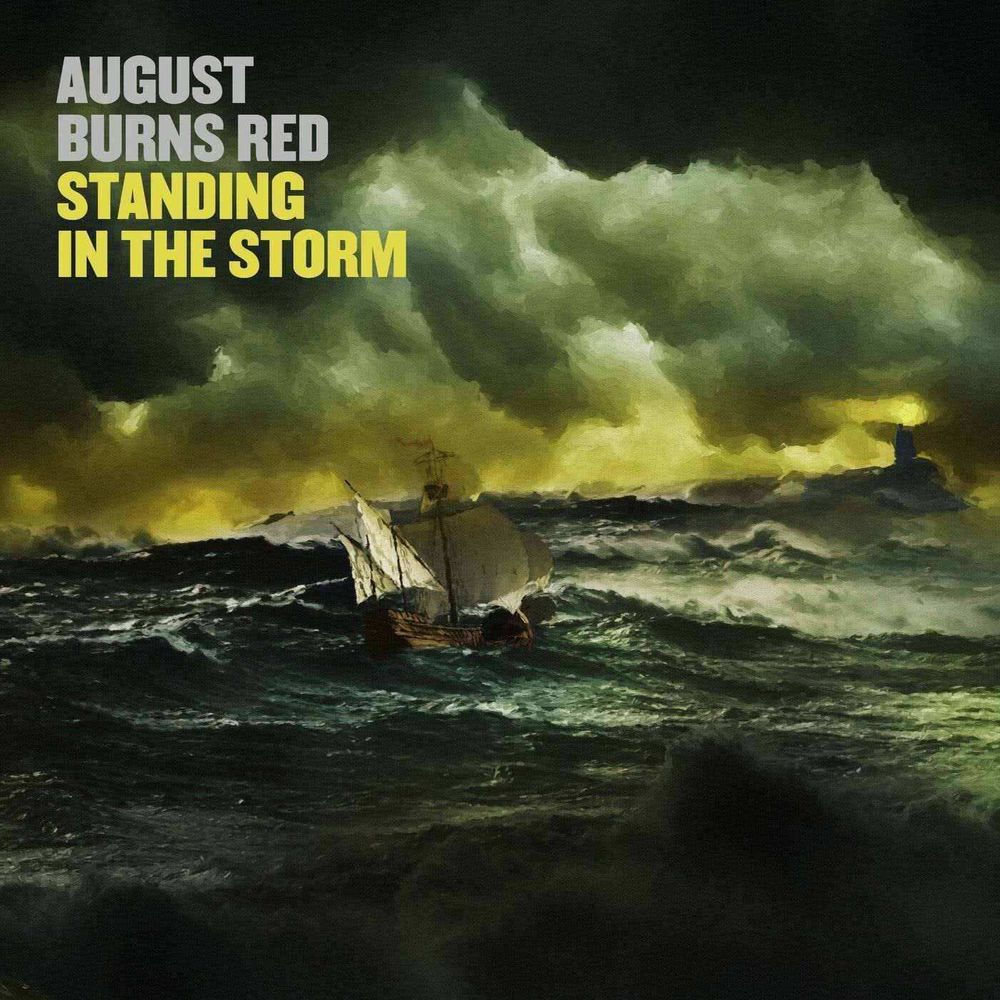 August Burns Red - Standing In The Storm (Single) (2021) скачать