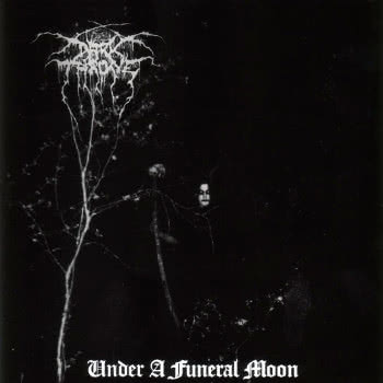 Darkthrone - Under a Funeral Moon (1993) скачать