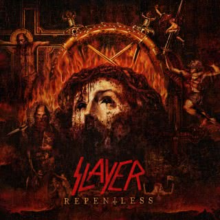 Slayer - Repentless (2015) скачать