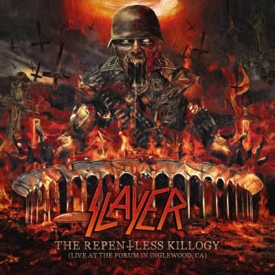 Slayer - The Repentless Killogy (Live At The Forum In Inglewood, Ca) (2019) скачать