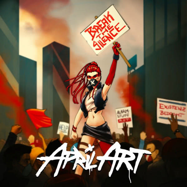April Art - Break The Silence (Single) (2021) скачать