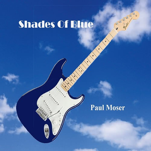 Paul Moser - Shades of Blue (2020) скачать