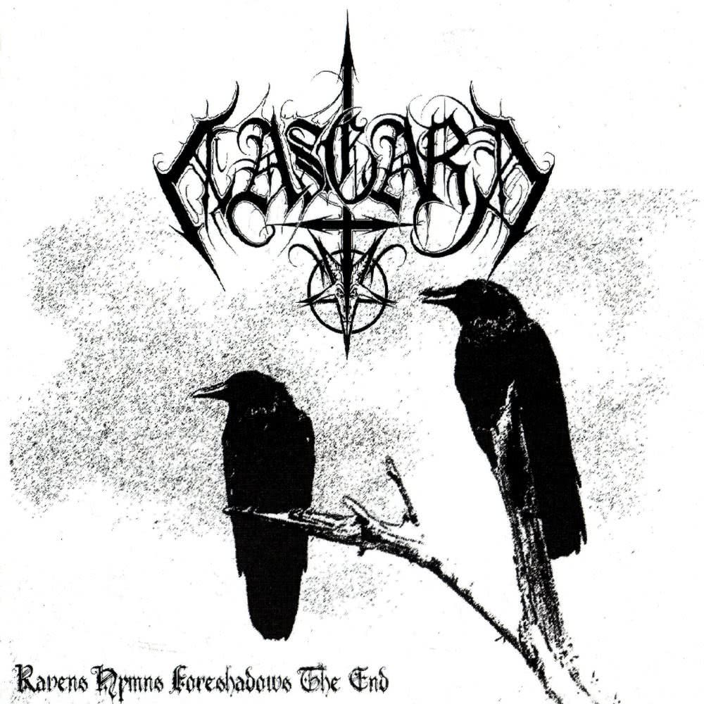 Aasgard - Ravens Hymns Foreshadows the End (2010)