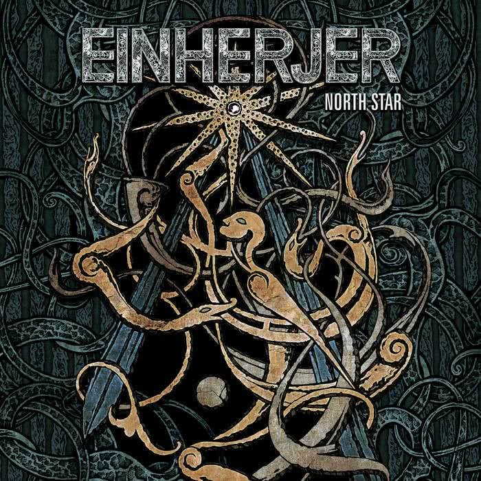 Einherjer - The Blood and The Iron (Single) (2021)