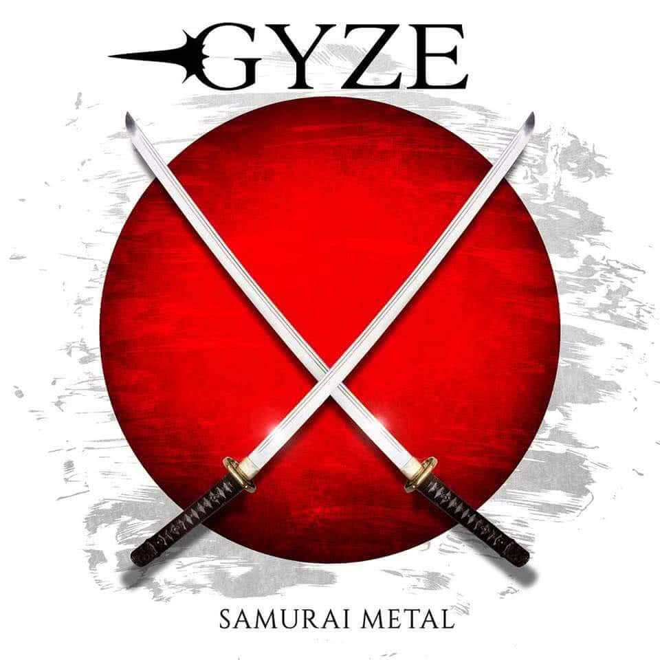 Gyze - Samurai Metal (Single) (2021)