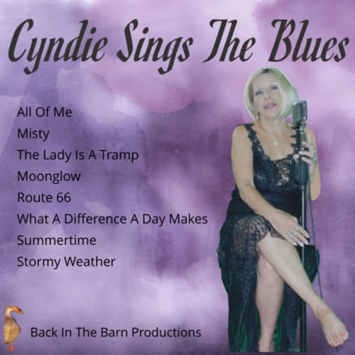 Cibolo Springs - Cyndie Sings the Blues (2021)