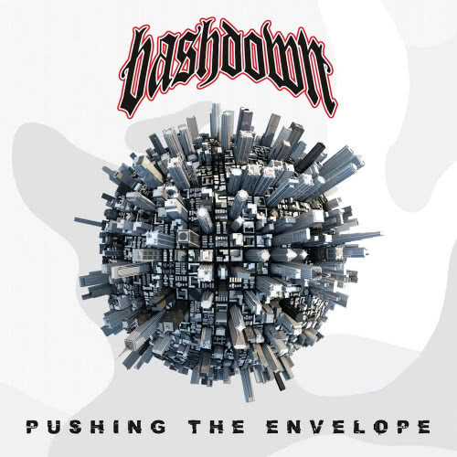 Bashdown - Pushing The Envelope (2021) скачать