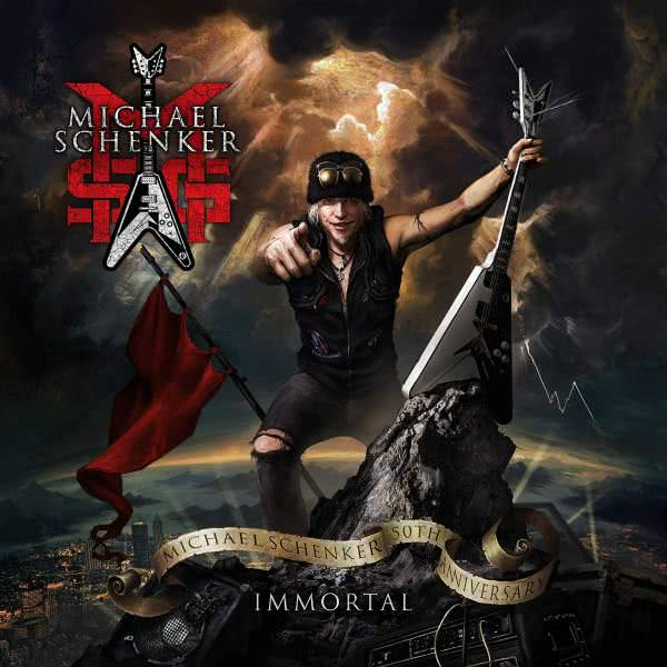 Michael Schenker Group - Immortal (2021) скачать