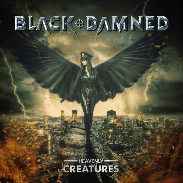 Black & Damned - Heavenly Creatures (2021) скачать
