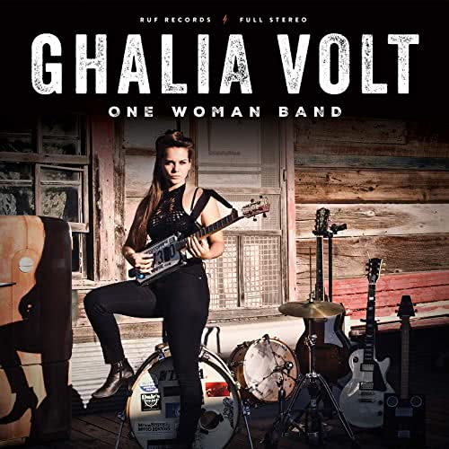 Ghalia Volt - One Woman Band (2021)