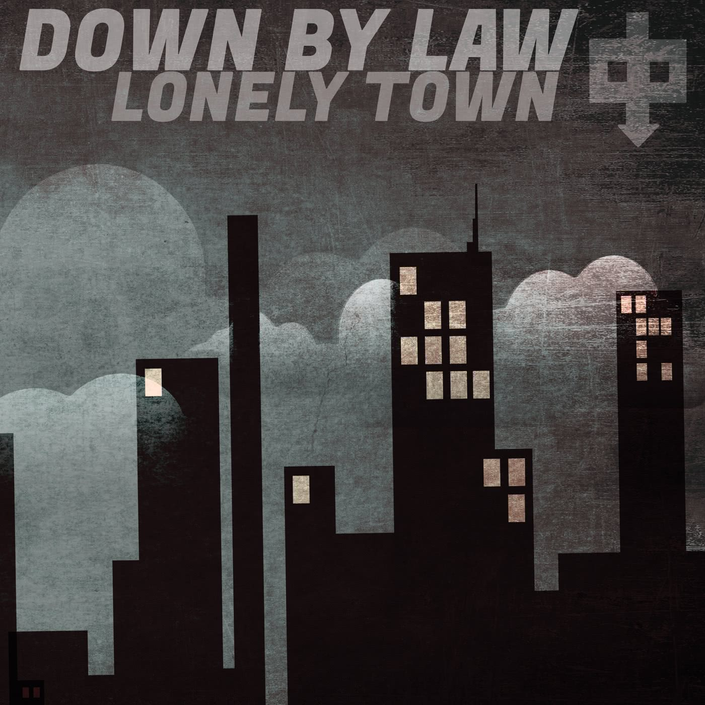 Down By Law - Lonely Town (2021)