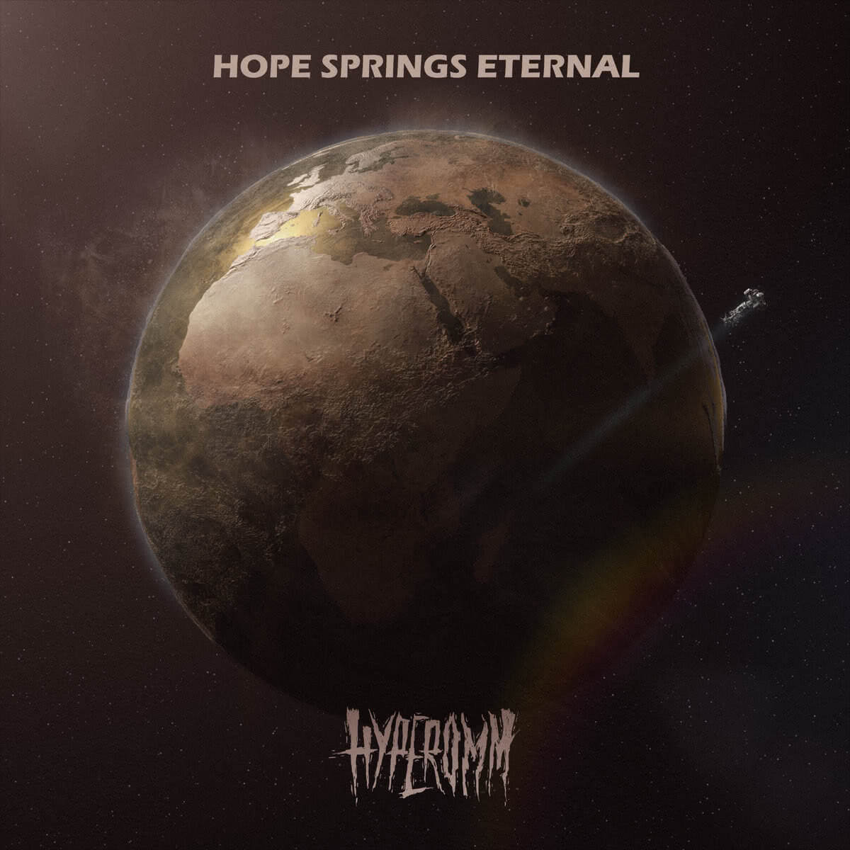Hyperomm - Hope Springs Eternal (2021) скачать