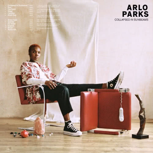 Arlo Parks - Collapsed In Sunbeams (2021)