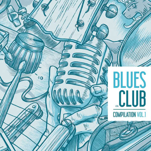 Blues Club Luxembourg Compilation Vol.1 (2021)
