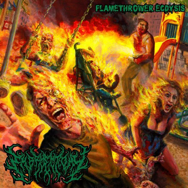 Embryectomy - Flamethrower Ecdysis (2020) скачать