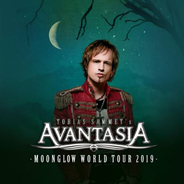 Avantasia - Ghostlights In Wacken+Moonglow In Chicago (2021)