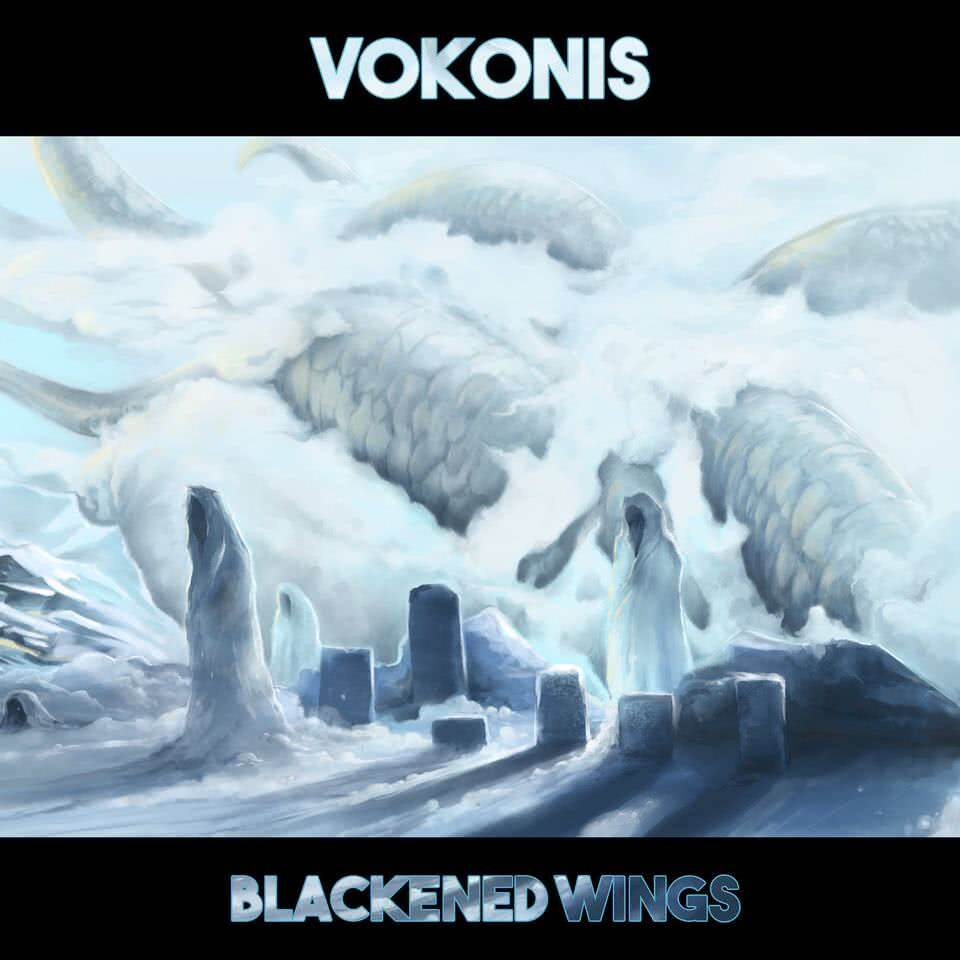 Vokonis - Blackened Wings (2021)